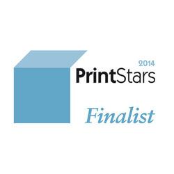 2014-PrintStars - d:Finalist bei den PrintStars 2014: KSG-Kalender 2014 'Innovation trifft Leidenschaft'. - sd: